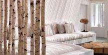 Interior Design / Deko und Designideen für Zuhause