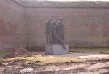 Terezín/Theresienstadt / pictures from my visit at the concentration camp Terezin, its almost 6 years since i was there so if anyone have more information it would be nice to know, much have i forgotten during those years