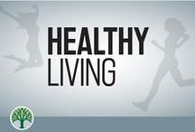 Healthy Living / Reach your wellness goals with daily health tips and get updated on the latest fitness trends