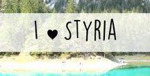 Steiermark - Styria / #homesweethome - daheim ist´s einfach am schönsten! Kommt mit in meine Heimat und entdeckt das grüne Herz Österreichs! Wandertipps, Ausflugsziele, Unterkunftsempfehlungen, Genussregionen, Traditionelles, Naturjuwelen, ...