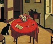 peinture: intérieur