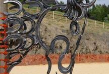 Horseshoes !keep your love! / Personally and uniq items worn by your loved horse and remembered and treasured by you