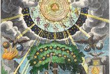 Art: Occult/Alchemical/Mystical