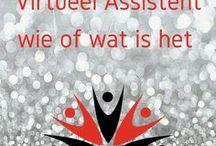 Virtueel Assistent of VA / Virtueel Assistent, VA, PA, assistent op afstand of zzp secretaresse en het waarom.