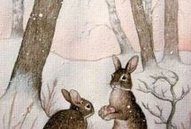 anim. ; rabbits