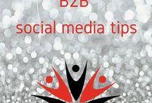 B2B social media tips / B2B social media tips