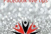Facebook live tips / Facebook live