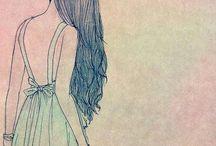 Moda çizimleri✏️✏️✏️
