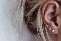 Kulak piercinglerin