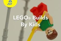 LEGO® Builds by Kids / Epic LEGO® builds created by kids on JAM.
