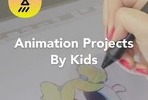 Animation Projects by Kids / Animation creations by kids on JAM.