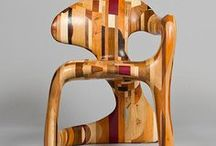 (te) Gekke meubels / gekke meubels, crazy furniture