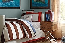 Bedroom Ideas for Boys / by Kristy Gilley Miller