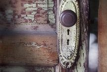 Gates, Doors & Entryways / by Kristy Gilley Miller