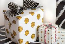 Gift ideas / by Erika Summer