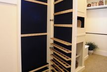 Closets & Shoe Storage / by Kristy Gilley Miller