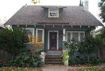 Bungalows & Brownstones / by Kristy Gilley Miller