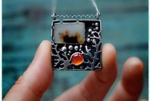 contemporary jewelry / art/modern jewelry / by Pat Smith