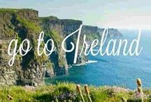 Ireland is the Destination / This board was started as preparation for a trip to Ireland in September, 2012.  Now I keep adding pins of places we saw and places we would like to see in hopes that we may return someday. / by Barb LaFontaine