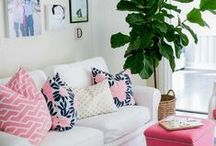 Decorate the Perfect Space / Transform any house into a home with these tips and tricks. / by Good Housekeeping