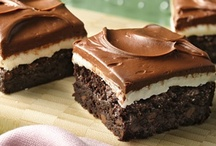 Recipes - Brownies & Bars / by Susan Chappell