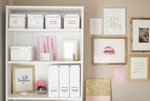 Organising Tips / The best selection of tips to keep your home and office tidy and organised.