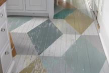 Flooring / by Kristy Gilley Miller