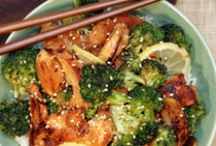 Recipes - Oriental / by Susan Chappell