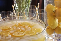 Recipes - Beverages / by Susan Chappell