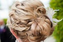 WEDDING hair & shoes / by Courtney Jones-perry