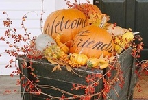 Welcome Harvest / My favorite time of the year!!! / by Christy Marquez
