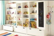 Ideas For Small Spaces / A variety of ideas on how to utilise your small spaces in the home or office.