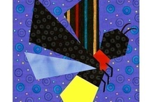 Quilts - Paper Piecing / by Susan Chappell