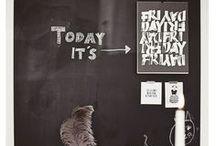 Black and grey interiors / Dark interiors can be so calming. / by Ben Uyeda