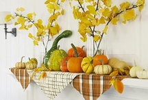 Fall Decor Ideas / by Good Housekeeping