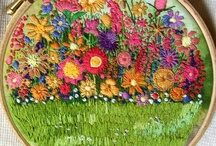 Embroidery / by Ana Guerra Polanco