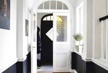 These Four Walls / by HALSTON HERITAGE