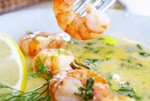 Recipes - Fish / Seafood / by Susan Chappell