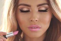 Makeup/Beauty / by Claudia Bradford