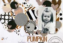 A layout and paper crafting inspiration