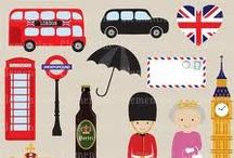 Anglophilia / For the love of England! / by Lindis
