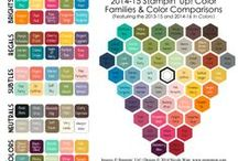 Stampin' Up In Colors