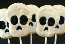 Halloween Recipes / From devilishly delicious chocolates to sinfully sweet cookies and cakes, these Halloween treats are so good it's spooky!
