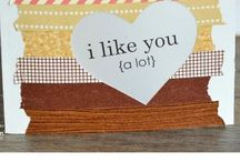 Love/Relationship Cards / by Brittany Hamilton