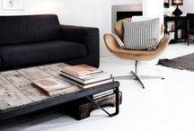 Home sweet home / Minimal ° Scandi ° Industrial