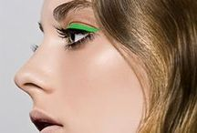 Neon Pop! / Stand out from the crowd with an expertly placed pop of neon hues.