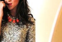 Glitter Galore / It's all about that sparkle and shine. Go on, let it all out.
