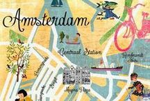 Amsterdam / by Mills Reigel