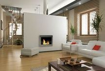 HOT! / The High Style And Distinctive Contemporary Design Of The Anywhere Fireplace Line Of Products Allows The Ambiance Of A Fireplace To Be Enjoyed In Any Space! #anywherefireplace #fireplace #interiors #design #homedecor #interiorhomescapes #interiorhomescapes.com #interior homescapes