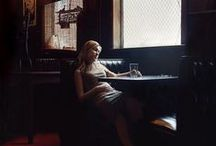 Mood Indigo / Go find a jukebox and see what a quarter will do. / by Amy Brooks